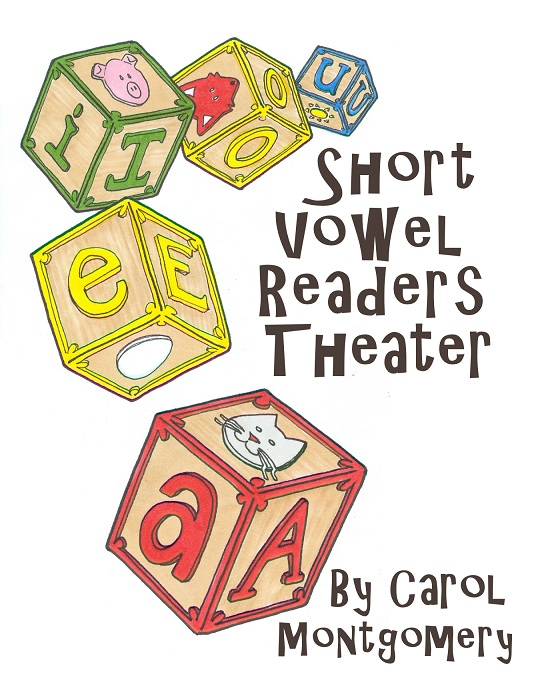 Short Vowel Readers Theater Vol 1